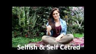 Why it's good to be selfish- Motivational Monday