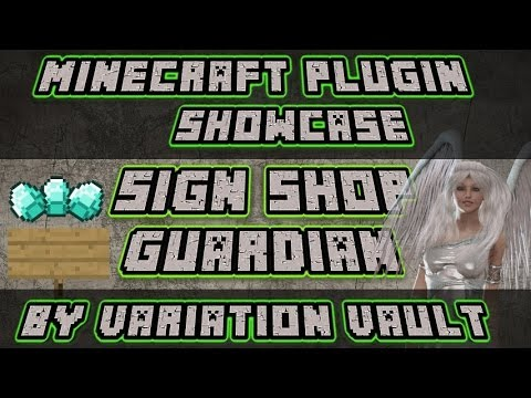 Sign shop guardian dont drop items on death minecraft bukkit sign shop guardian dont drop items on death minecraft bukkit plugin sciox Images