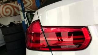 BMW 3シリーズLCI テールライト ダイナミックウィンカー thumbnail