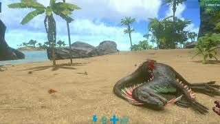 ARK: Survival Evolved MOBILE FIRST GAMEPLAY ON ONE PLUS 5T : GRAPHICS EPIC