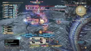 Final Fantasy XIV Das Lied von Nidhoggs letztem Ruf