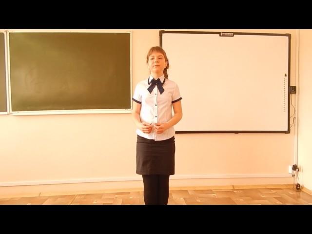 Изображение предпросмотра прочтения – ЕленаКавункова читает произведение «Девушка,прошедшая войну» Т.Е.Лавровой