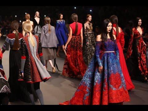 Hussein Bazaza | Full Show | Fashion Forward Dubai | Fall/Winter 2017/2018