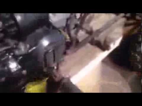Suzuki lt50 spluttering problem solved - YouTube