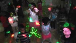 atl kid house party the cupid shuffle and cha cha slide dance