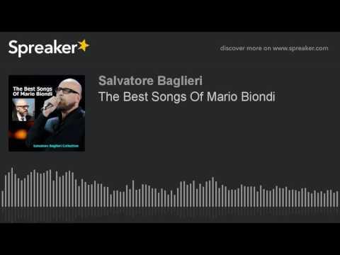 The Best Songs Of Mario Biondi