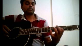 [Anand] Zindagi Kaisi Hai Paheli On My Guitar