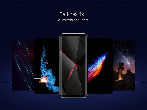 Black Wallpaper : Darknex (Wallpapers App For Android 2018)