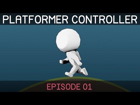 [Unity] Creating a 2D Platformer (E01. set-up)