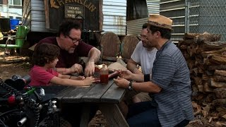 Behind The Scenes: Jon Favreau Can't Stop Eating In 'Chef' | Making The Movies