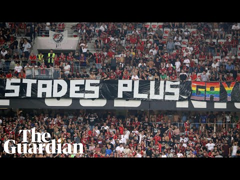 Nice V Marseille Match Suspended Because Of Homophobic Banners