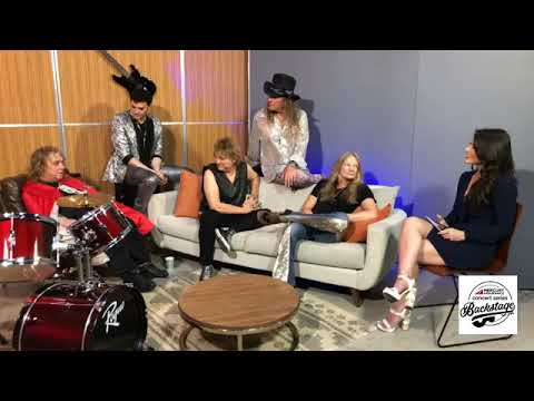 interview on Good Day L.A. FOX TV 19 April 2019