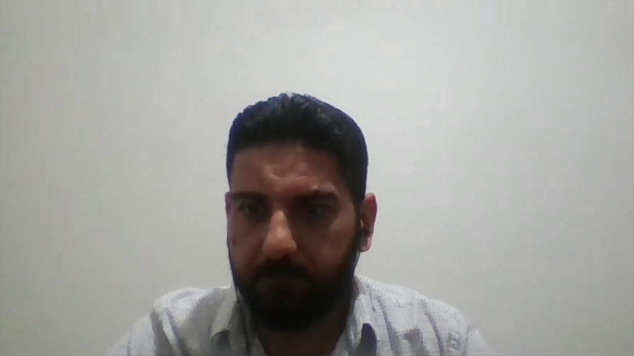 جلسة مفتوحة في مجال التسويق مع المدرب لؤي محمد