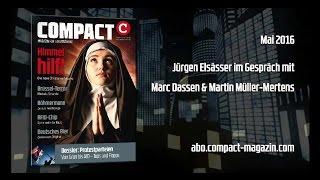 COMPACT 5/2016: Christenverfolgung durch Islamofaschismus