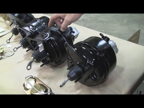 Power Brake Boosters: 1967-1973 Cougar / Mustang - Differences, Do's & Don'ts