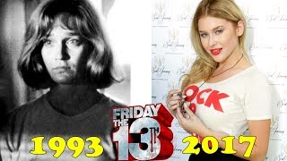 Cast Of Friday The 13th Series Then And Now
