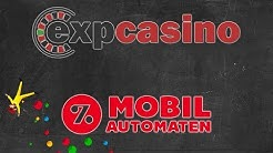 Mobilautomaten Casino Recension - expcasino.com