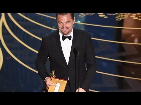 Речь Леонардо ДиКаприо. Оскар 2016 (на русском языке) [HOLYFiELD]