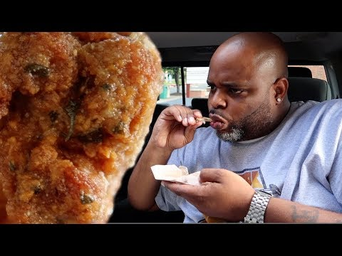 BROTHA LEARNS HOW TO EAT CHICKEN AGAIN AND THE REASON IS CRAZY!