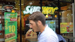The Real Reason Subway Is Disappearing Across The Country thumbnail