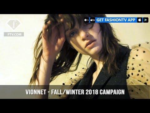 Vionnet Paris Sensational Fall/Winter 2018 Collection Show Backstage | FashionTV | FTV