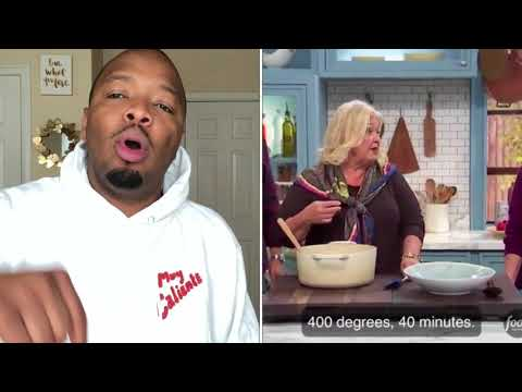 Food Network put Brussel Sprouts In Mac And Cheese