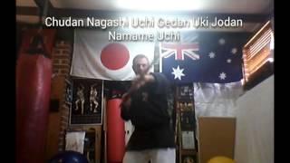 Kobudo Bo Jutsu Kihin Waza Dai San