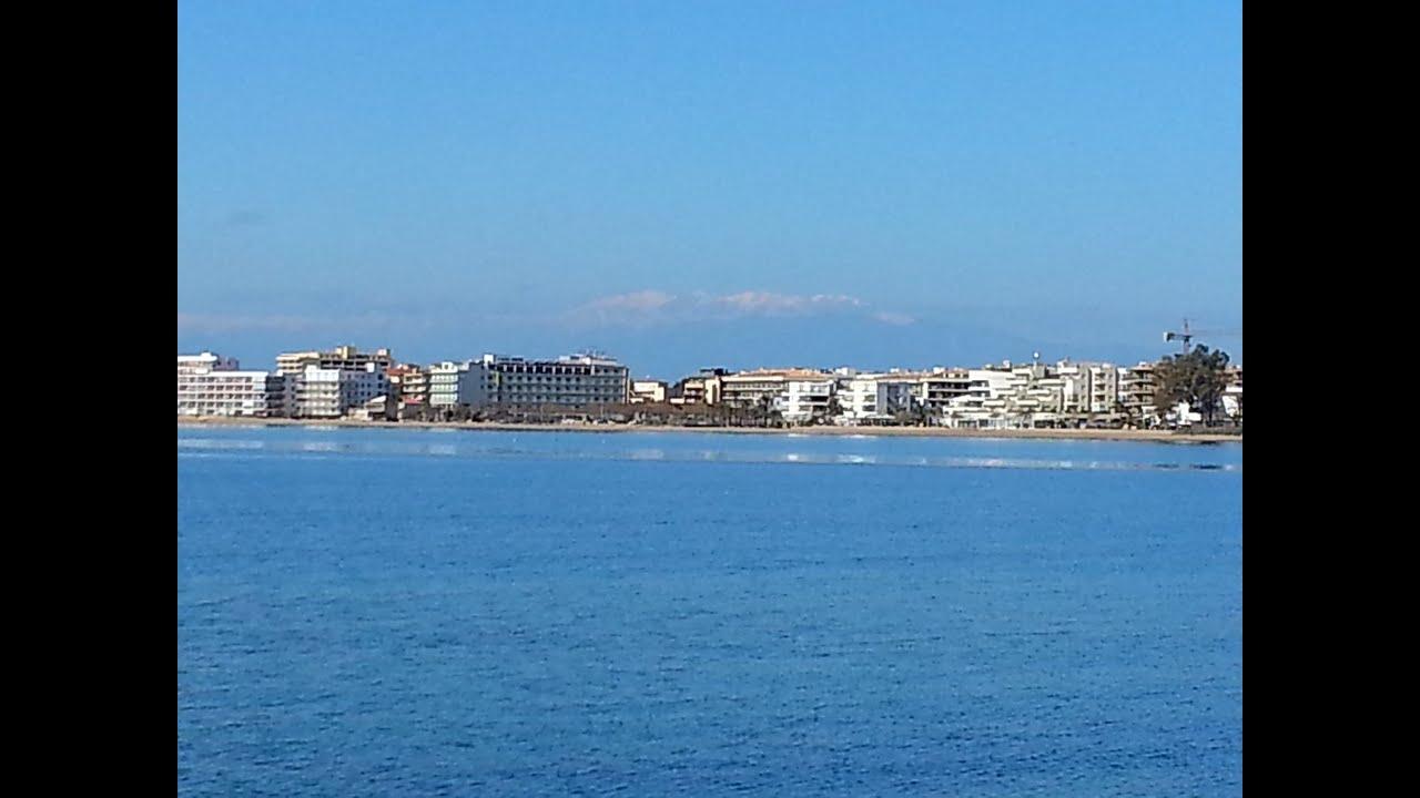 VACANCES à ROSES Espagne Location Appartement, Pour Des Vacances En Bord De  Mer