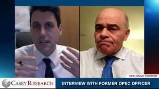 Interview with former OPEC Officer - Casey Energy EXCLUSIVE