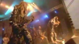 Lordi - Not The Nicest Guy Live Raumanmeri en 2003.