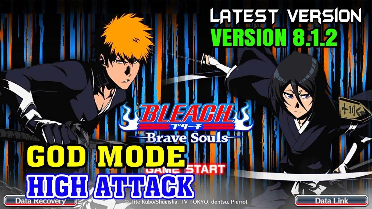 Bleach brave souls mod apk v8 2 1 anime 3d action rpg