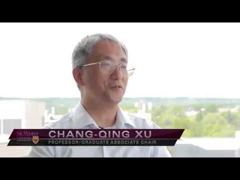 ChangQing Xu  McMaster Engineering Physics