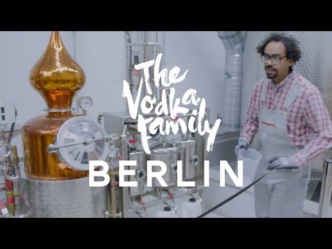 The Vodka Family -  Berlin - I'm your little brown friend.