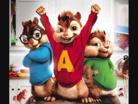 these words chipmunks