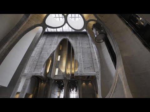 Inside South Africa's glitzy new modern art museum
