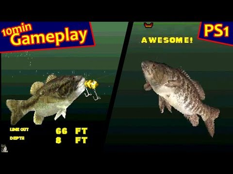 Big Bass Fishing ... (PS1)