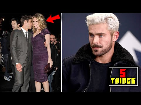 10 Things You Didn't Know About Zac Efron || TEEN STAR #218