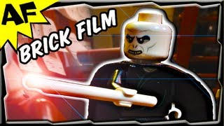 VOLDEMORT GOES WAND SHOPPING - Lego Harry Potter Brick Film