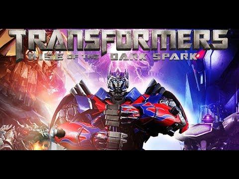 โหลดgame TRANSFORMERS Rise of the Dark Spark