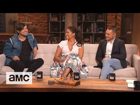 Talking Dead: 'If You Are Too Kind, You Will Get Killed'  Questions Ep. 725