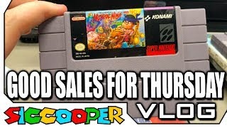 Very Good Sales For A Thursday! (Awesome Trades Too!) | SicCooper