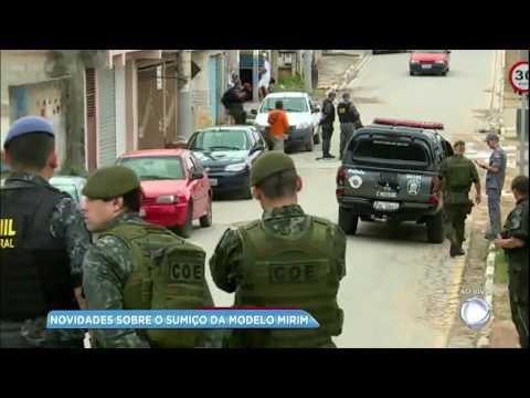 Polícia delimita área de buscas por Vitória em Araçariguama (SP)