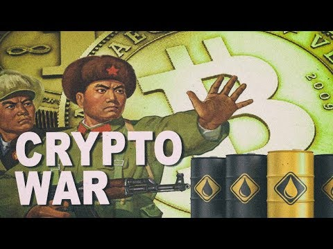 China Currency War Against Bitcoin & Petrodollar