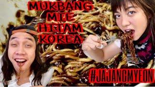 APAAN TUH??? MIE HITAM KOREA #JAJANGMYEON