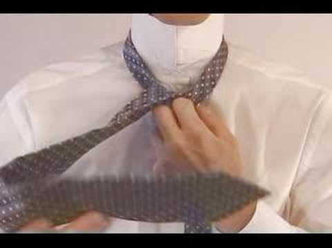 How To Tie A Tie Expert Instructions On How To Tie A Tie Youtube