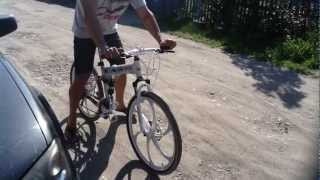 Доставка И Сборка Велосипеда(ВК - http://vk.com/ikort.velo Сайт - http://ikort.ru., 2012-08-23T17:59:17.000Z)