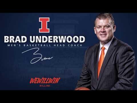 Illinois Basketball – Brad Underwood Career Highlights