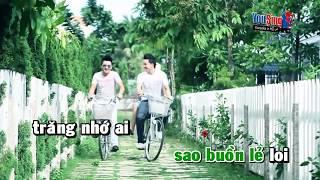 Ánh trăng buồn Karaoke Beat Cao Thái Sơn