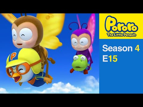 [Pororo S4] #15 The Butterfly Forest
