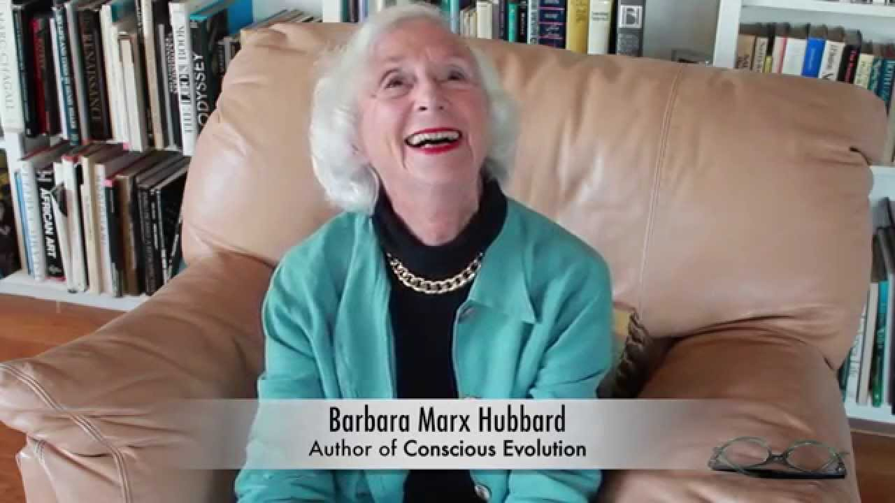 Making the Most of Getting Older - Barbara Marx Hubbard